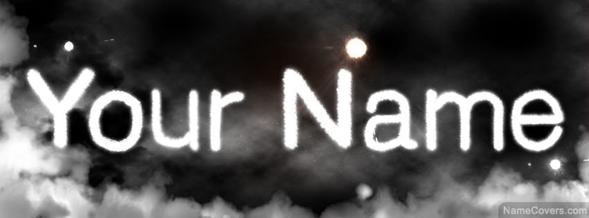 Clouds Name Cover
