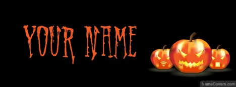 Horror Name Covers - Facebook Timeline Covers